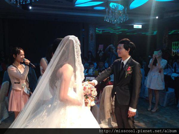 婚禮主持│C&L 新竹漁池婚宴會館